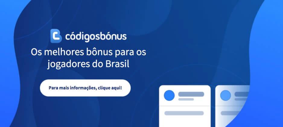 Códigos Bônus Brasil