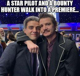 Bounty hunter memes