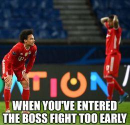 Boss fight memes