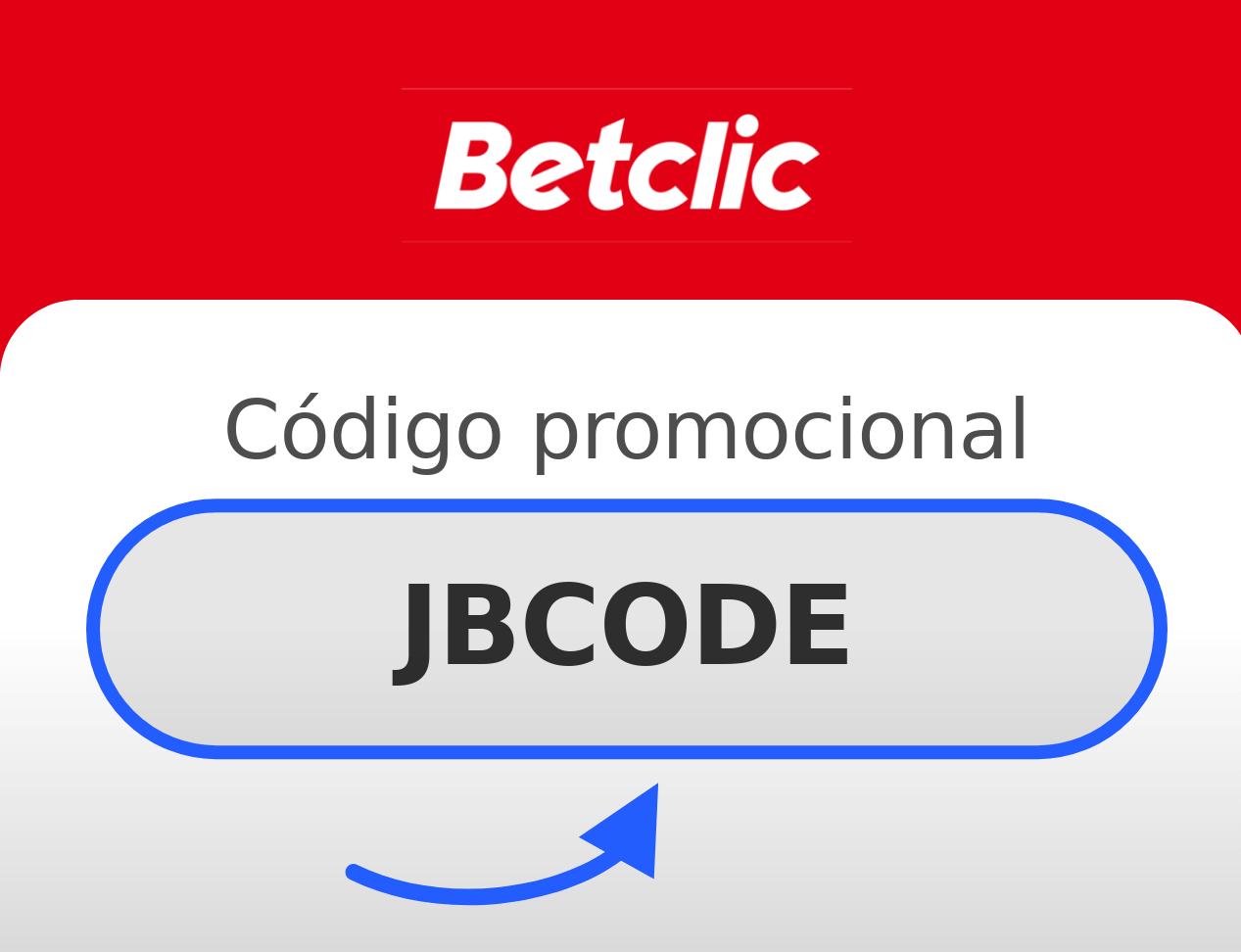 Código Promocional Betclic