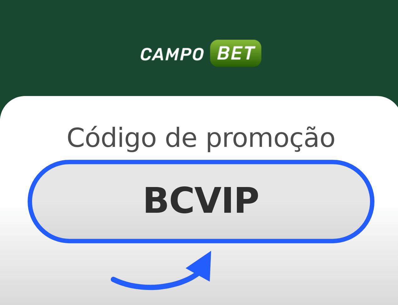 CampoBet Código de Promoção