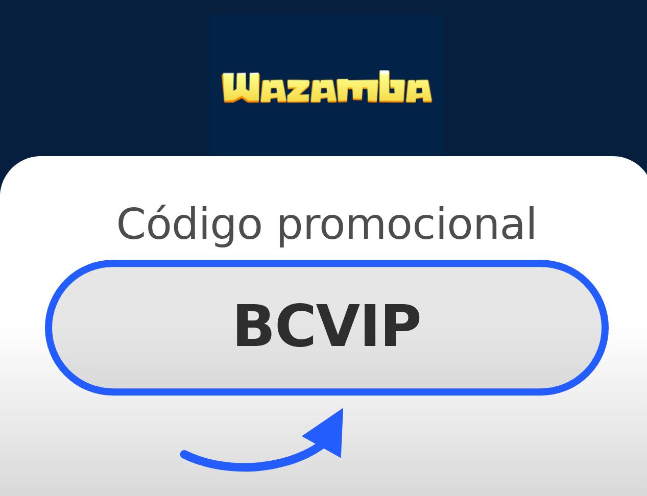 Wazamba Casino Código Promocional